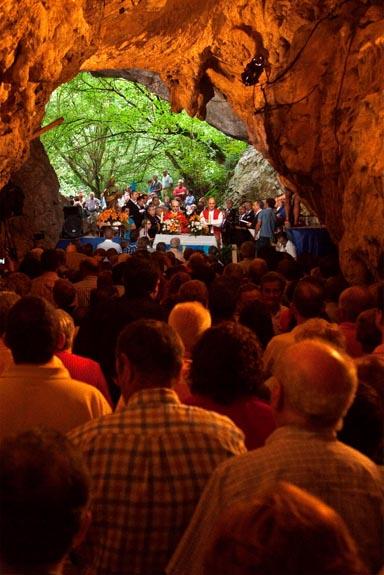 Cueva de San Pedrín