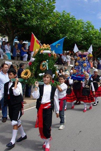 Fiestas del Carmen de Torazu
