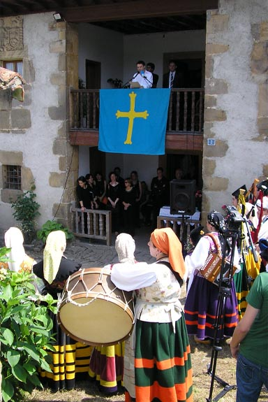 Fiesta de la Oficilidá de la llingua asturiana