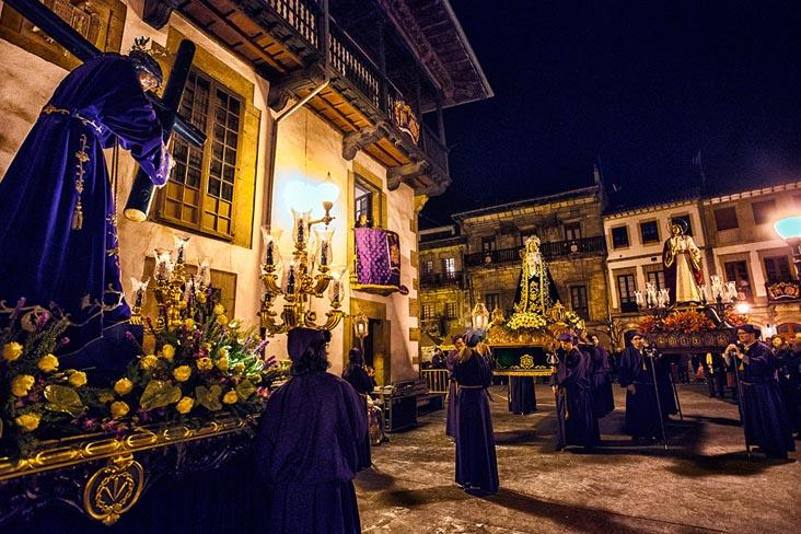 Semana Santa en Villaviciosa