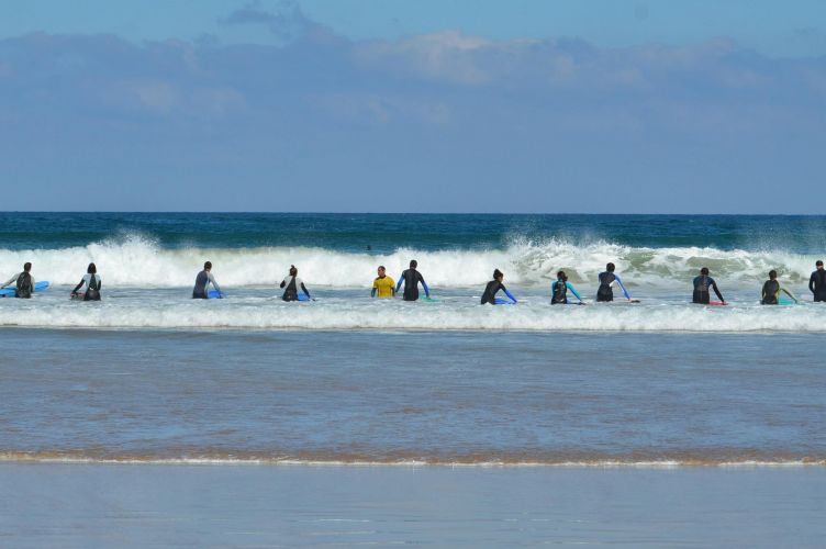 Rodiles Surf School