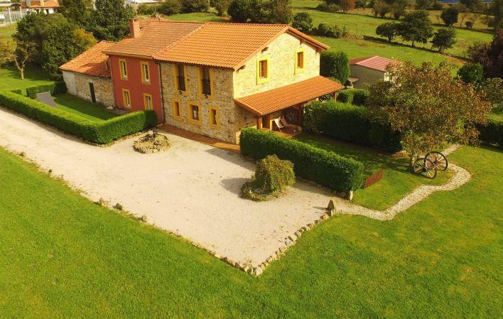 Apartamentos Rurales Casa Bárbora