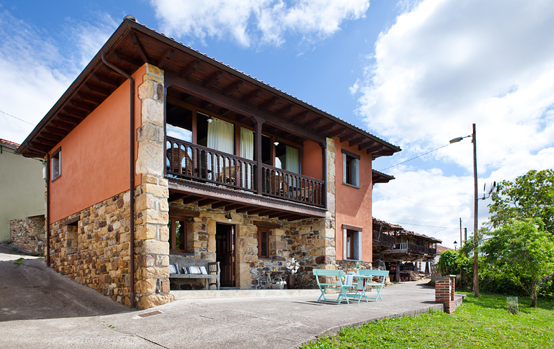 Apartamentos Rurales Casa Delfa