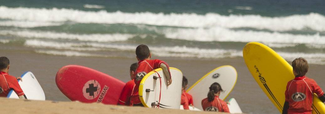Escuela de Surf Marejada