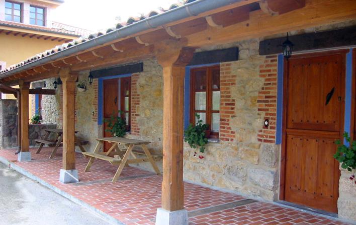 Apartamentos Rurales El Llagar de Zoilo I, II y III