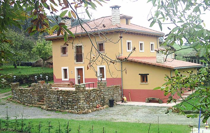 C. Aldea Casa Capion