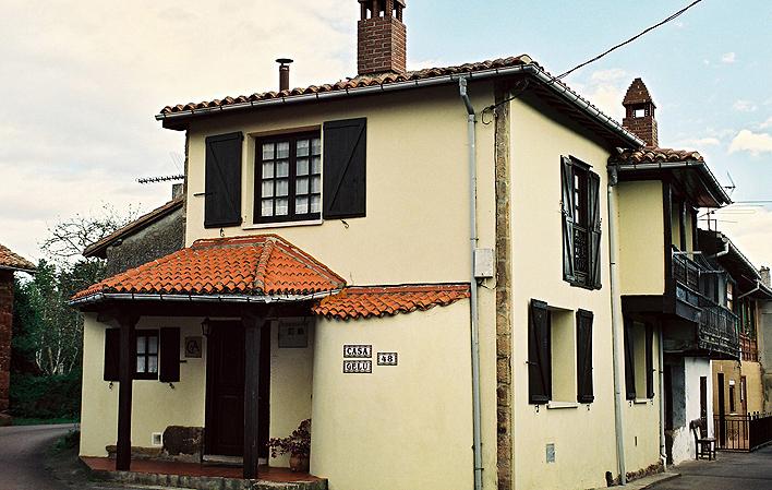 C. Aldea Casa Gelu