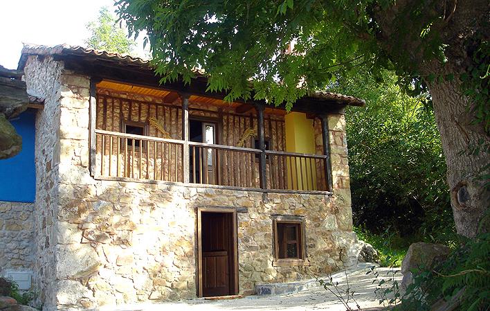 C. Aldea Casa Jacinta