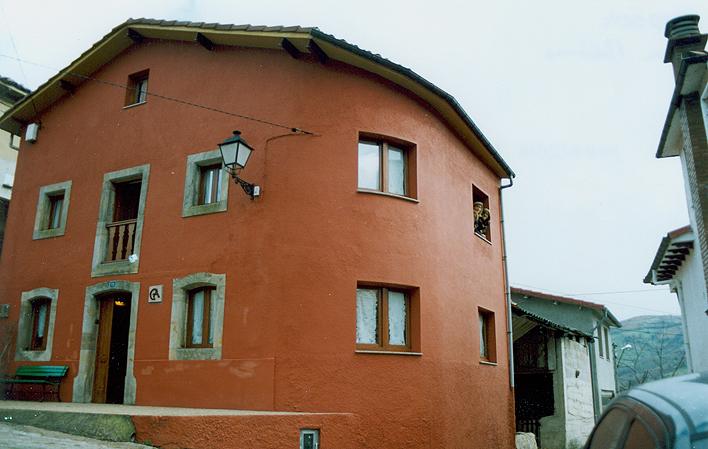 C. Aldea Casa Máximo
