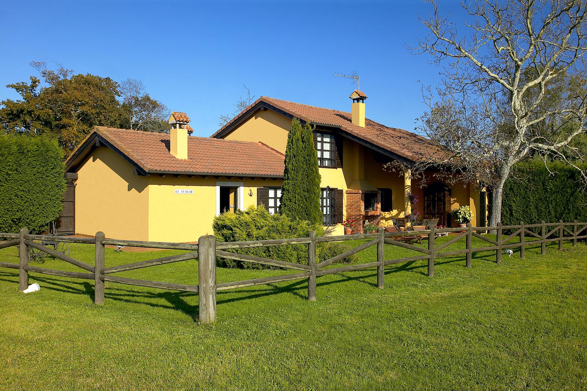 C. Aldea Casa Rosaura