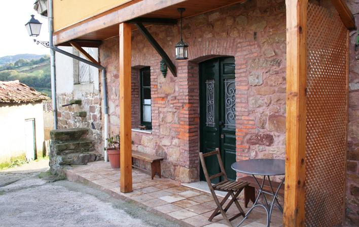 C. Aldea Casa Tabayes