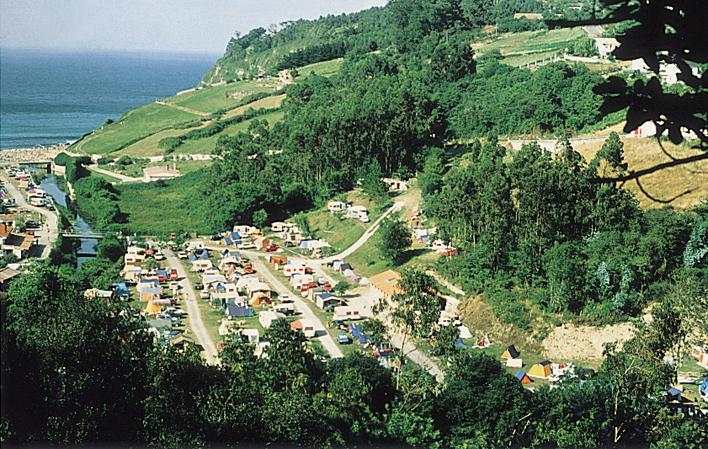 Camping Playa España
