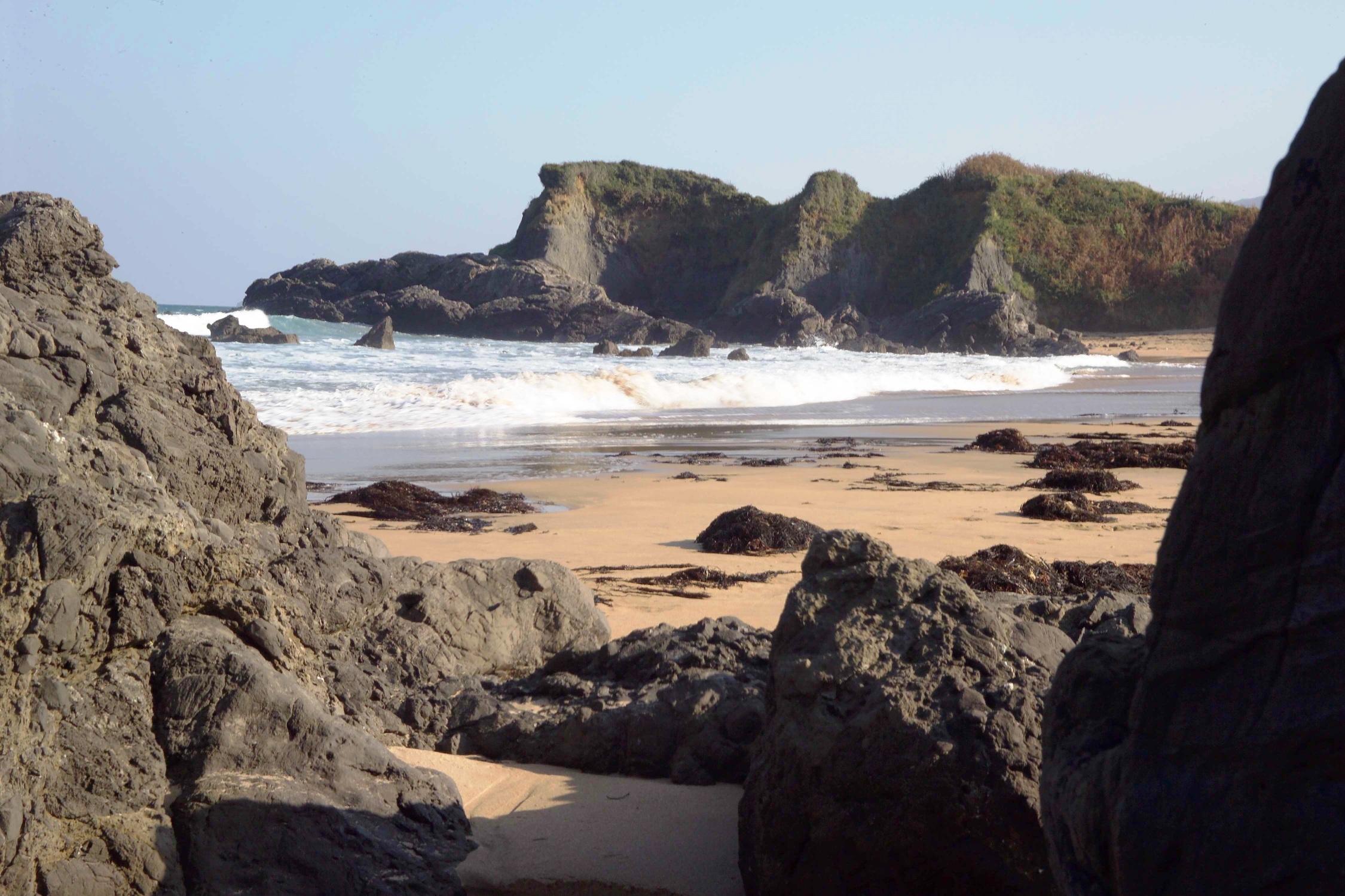 Playa del Barrigón