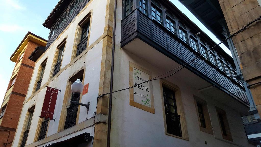 Apartamentos Hevia