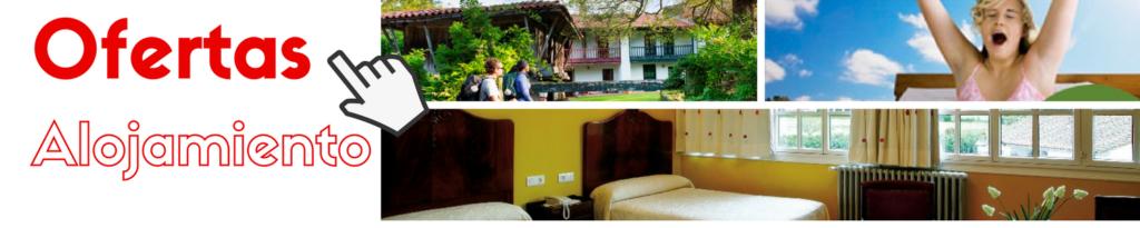 Ofertas alojamiento Asturias