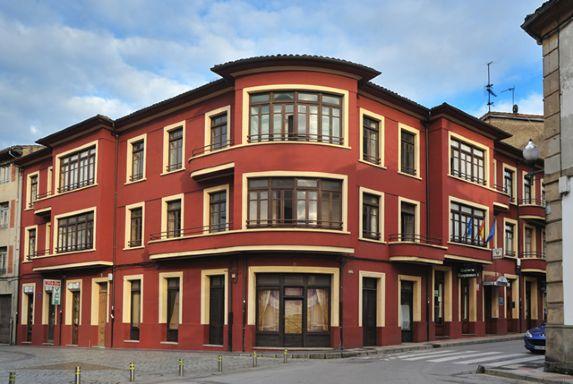 Hotel El Ñeru de Campomanes