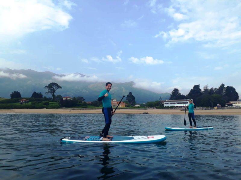 Salaos Surfing y Medioambiente
