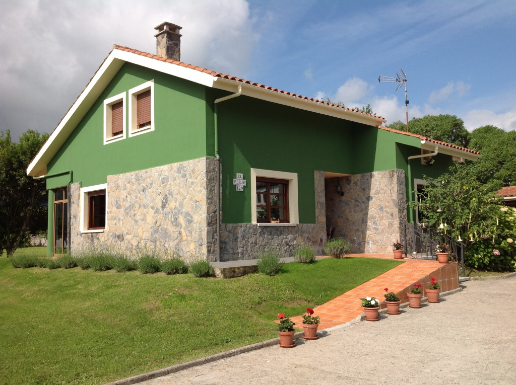 Vivienda Vacacional Casa El Ferjo